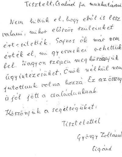 György Zoltánné (HU)