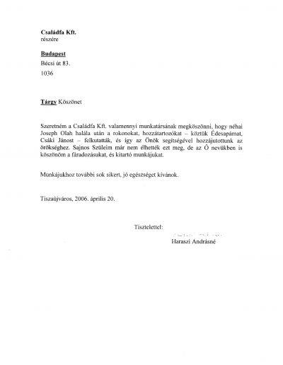 Haraszti Andrásné (HU)