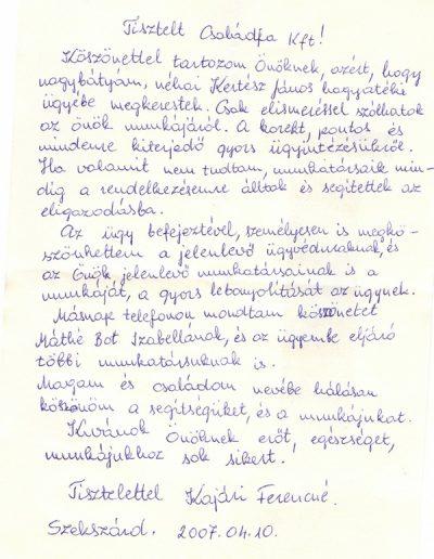 Kajári Ferencné (HU)