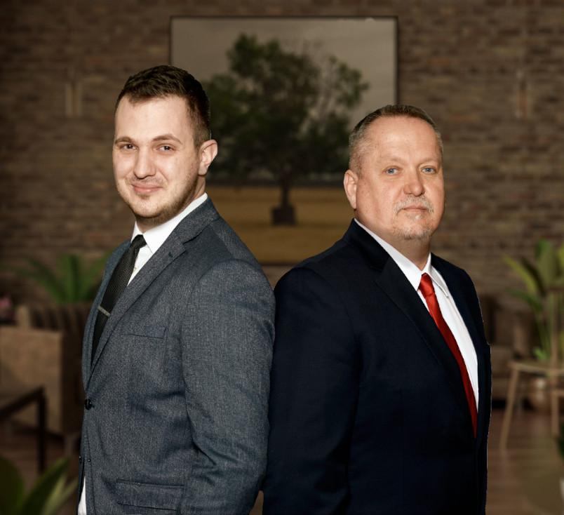 Gergely Galovics and György Eötvös
